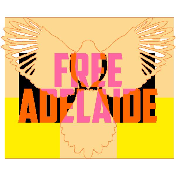Free Adelaide logo